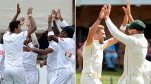 Eighteen wickets fall on crazy day of Test cricket