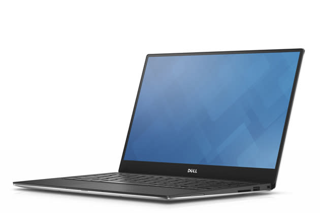 Dell's nearly bezel-less XPS 13 is about as small as an 11-inch laptop