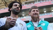 Chechen strongman makes Egypt's Salah honorary citizen