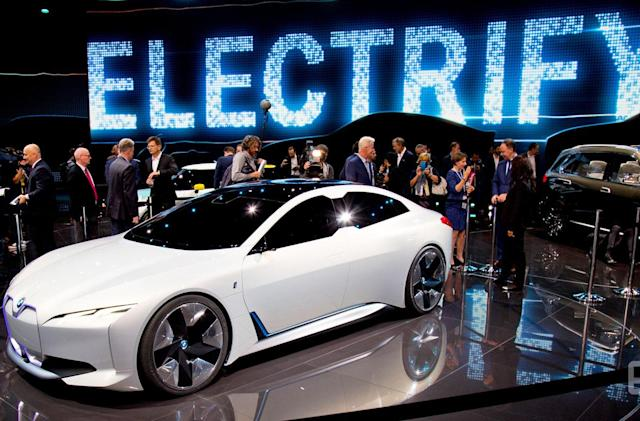 Starting in 2020, it's going to be much easier to buy an EV