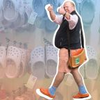 Mario Batali Has Ditched Crocs, & Nothing Will Ever Be the Same