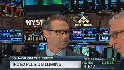 IPO explosion is coming