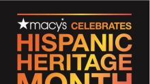 Macy's Celebrates Hispanic Heritage Month by Embracing Unity Through the Art, Music, and Fashion of Latinx Creators