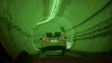 Elon Musk unveils revolutionary underground tunnels