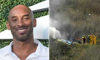 震驚!NBA巨星Kobe墜機身亡