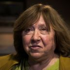 Nobel laureate Alexievich leaves Belarus for medical treatment in Germany