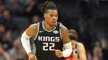 Kings' Richaun Holmes looks to expand game in second Sacramento season