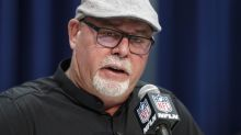 Bruce Arians trades barbs with NFLPA's DeMaurice Smith after saying 'protesting doesn't do crap'