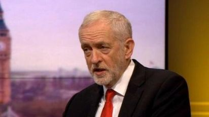 Corbyn refuses to say if he wants to stay in or leave EU