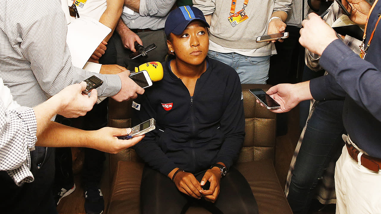 Naomi Osaka faces questions amid $2.8 million legal drama