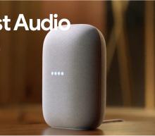 Google unveils the $99 Nest Audio smart speaker