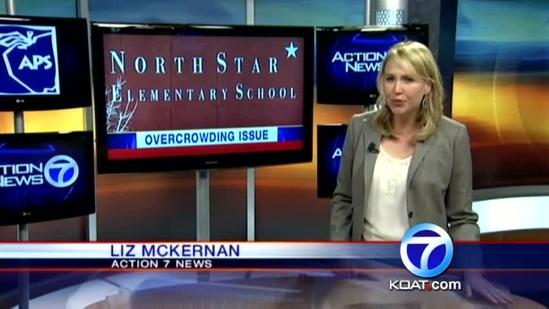North Star Elementary overcrowding