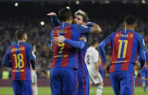 Suárez critica punição de Messi: 'Vão ter que olhar para todos com uma lupa'