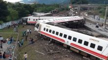 Taiwan train crash kills 18 people and injures 160 more