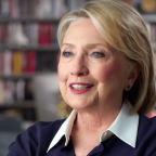 The Official Trailer For Hillary Clinton's Documentary On Hulu Dropped