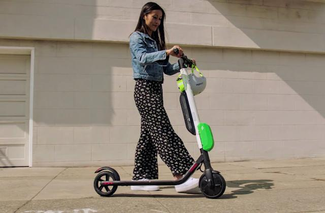 Lime is offering app-free scooter rentals and free reservations to tempt new riders