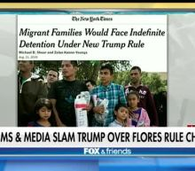 Migrant families to be held at family residential centers, not Border Patrol stations