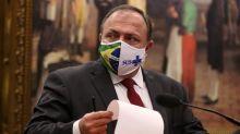 Pazuello afirma que Brasil viverá em outubro uma nova forma de tocar a vida, em relação à pandemia