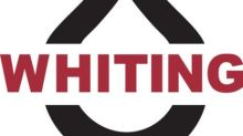 Whiting Petroleum Announces First Quarter 2021 Earnings Release Date and Conference Call