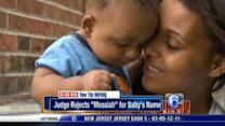 Tenn. judge changes infant's name from 'Messiah'