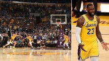 Patty Mills sinks Lakers after LeBron's unbelievable 'choke'