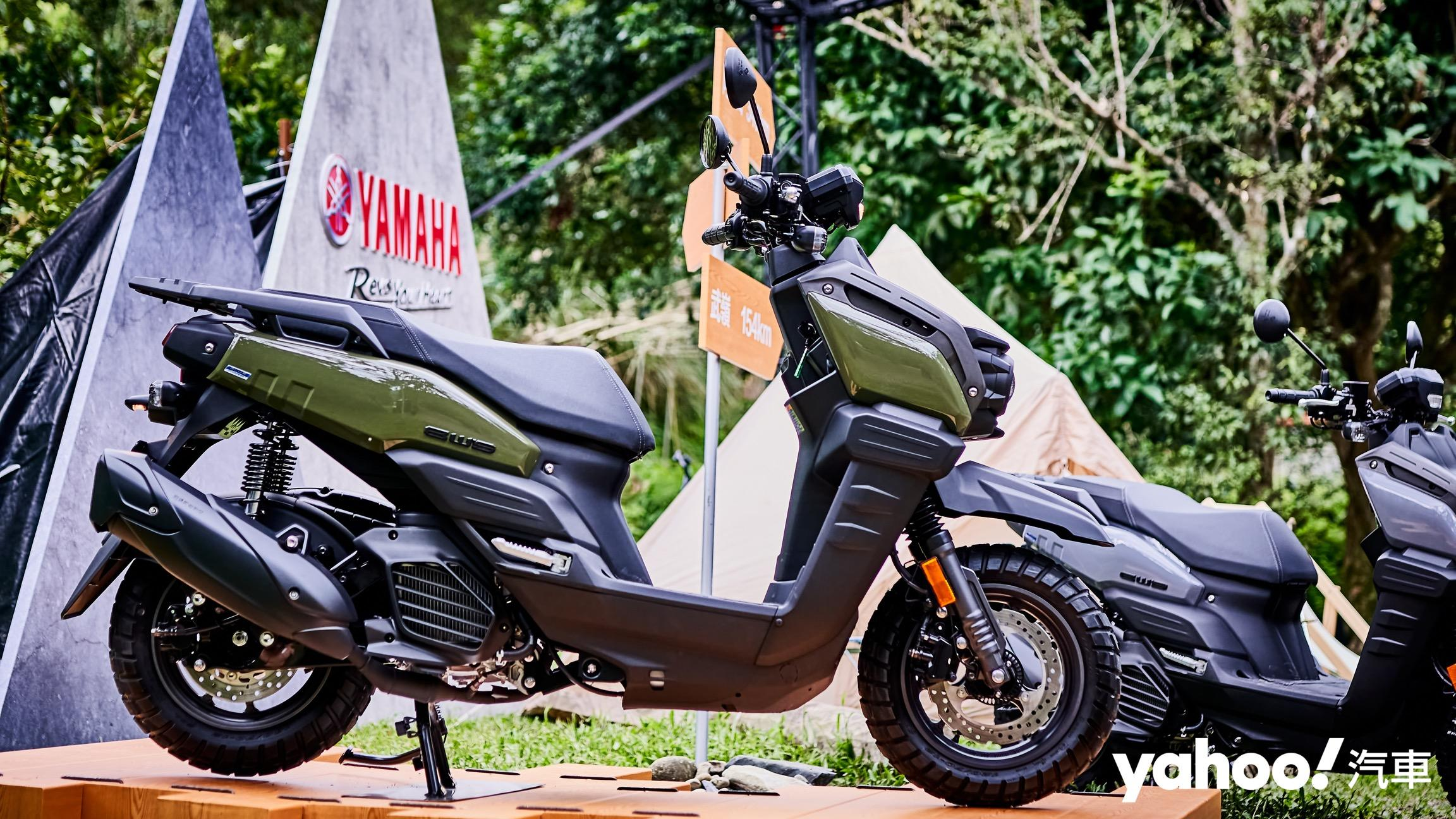 回歸狂野經典風格再現!2021 Yamaha全新BW'S 125正式發表!