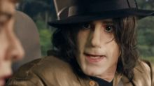 First look: Joseph Fiennes as Michael Jackson