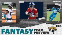 NFL Team Preview: Trevor Lawrence elevates fantasy expectations for Jaguars