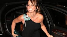 Andrea Legarreta, de blanco de burlas a heroína tras tundir a Mauricio Clark