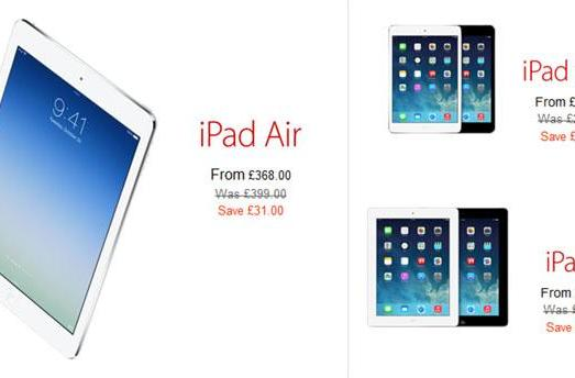 Apple gives Europeans Black Friday discounts, US settles for gift cards