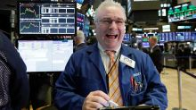Stock Market Surges Again; Dow Led By Cisco, Apple, Boeing