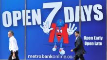 Growth comes at a cost for UK's Metro Bank