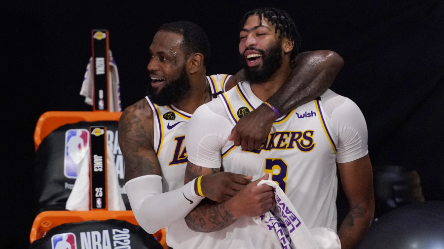 Run it back: Lakers could get even better