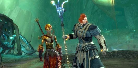Guild Wars 2's feature pack will improve dungeons and the crafting UI