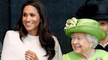 "Queen Elizabeth ""Understands"" Why Meghan Markle Is Missing Prince Philip's Funeral"