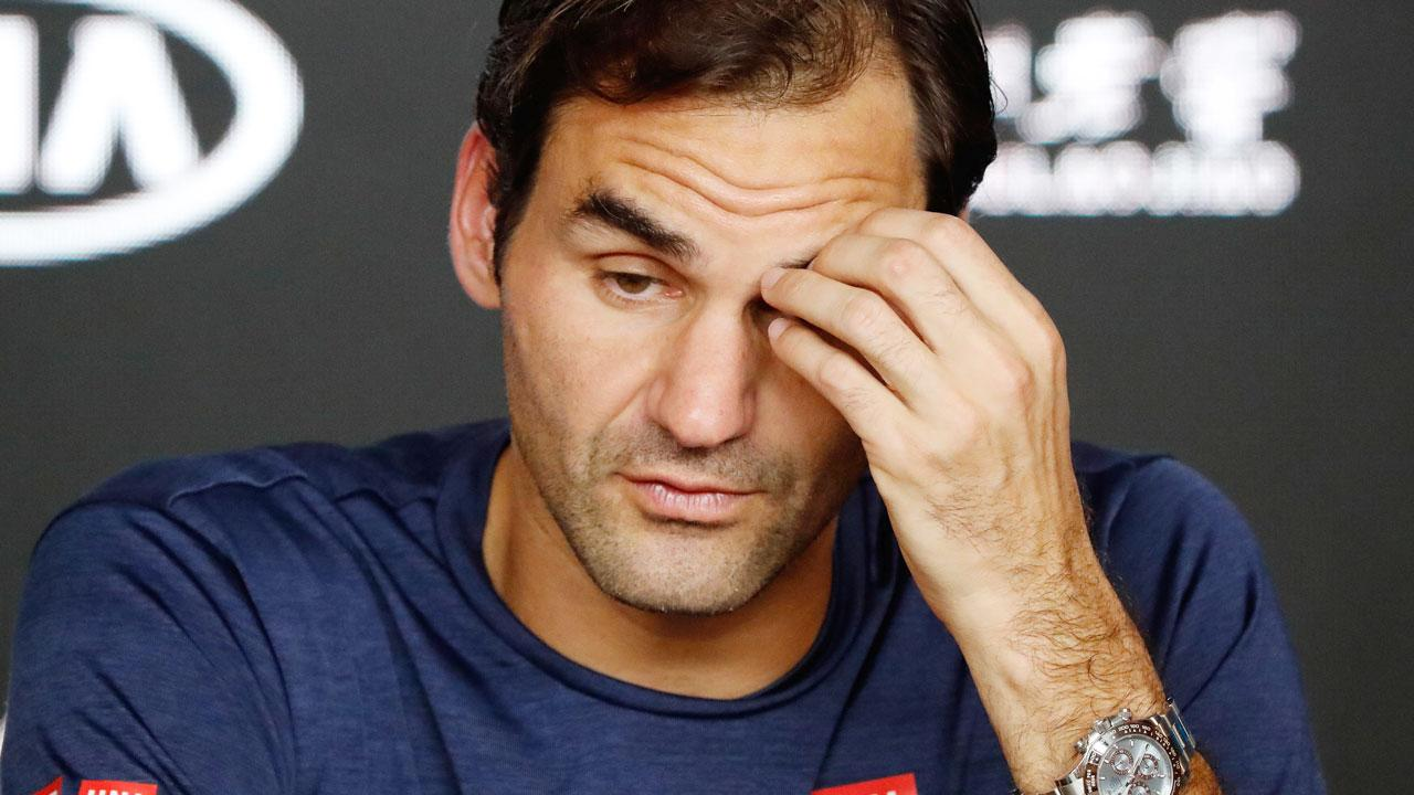 Roger Federer at centre of new 'favouritism' controversy