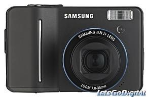 Samsung touts six still cameras, to be released this spring