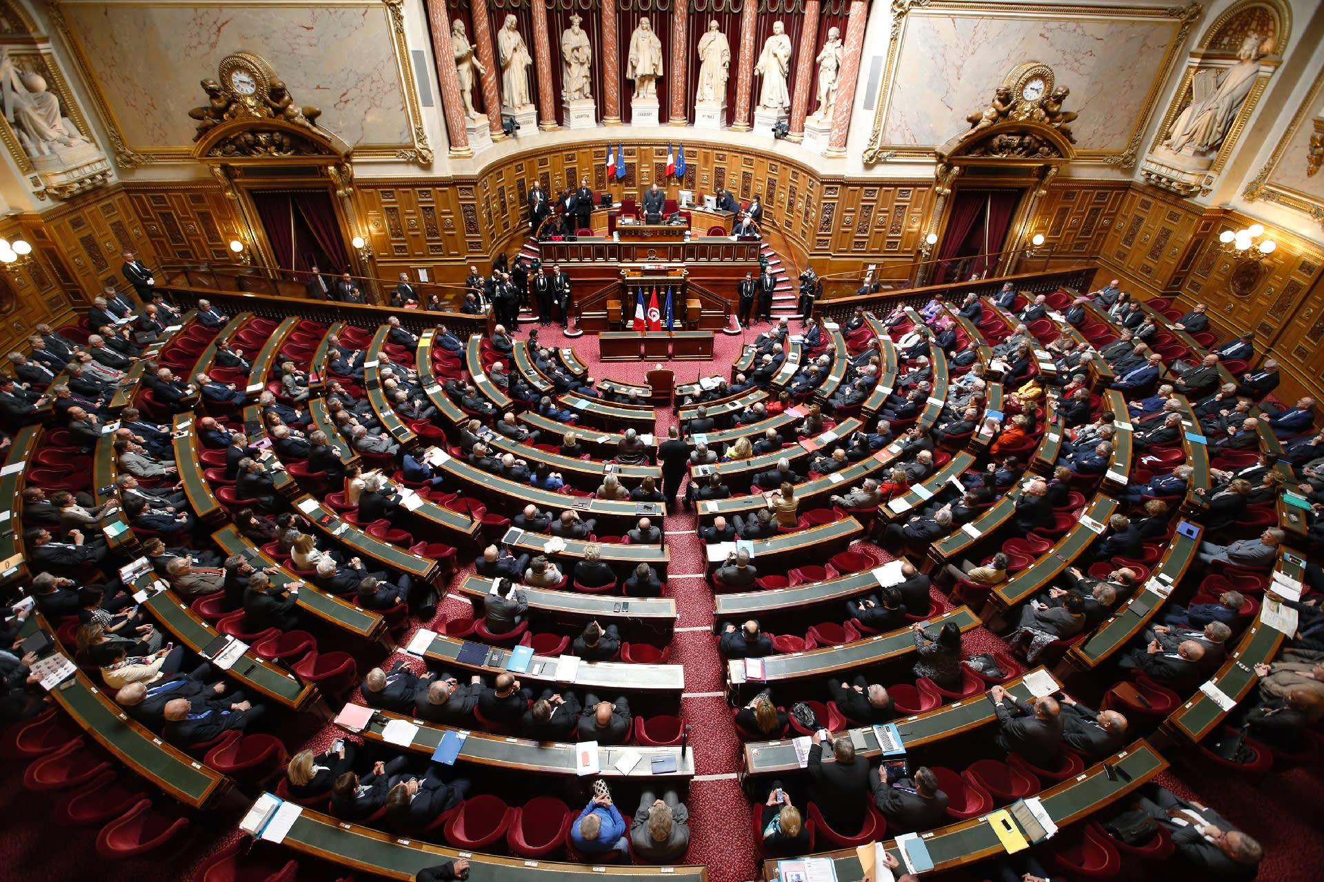Sécurité globale: le Sénat va «réécrire complètement l'article24» et «faire redescendre la pression»