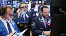 Tech, energy shares prop up Wall Street