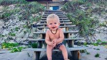 Karina Bacchi publica foto fofa do filho e encanta internautas