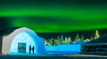 Sweden's Icehotel: What happens behind the scenes to create this winter wonderland