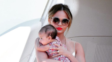 Chrissy Teigen's baby daughter has eczema — here's what she should do