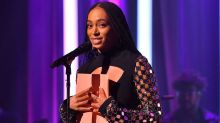 Solange Opens Up About Recent Period of 'Great, Great Fear' While Accepting Lena Horne Award