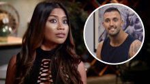MAFS stars Cyrell and Nic's live radio interview turns into bitter fight