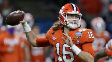 Trevor Lawrence clarifies comments about motivation: 'I don't need football to make me feel worthy'