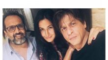 Photo Alert: Katrina Kaif starts shooting for Shah Rukh Khan-Aanand L. Rai's next