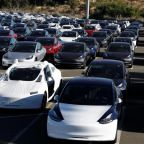 Tesla reworked 86 percent of Model 3s to reach production target