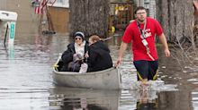 Severe flooding in Midwest