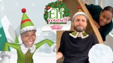 Elf Yourself. Elf Your Friends. Floss Like Only an Elf Can. Office Depot's Elf Yourself® is Back.
