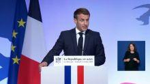"""Pour Macron, il faut """"s'attaquer au séparatisme islamiste"""""""